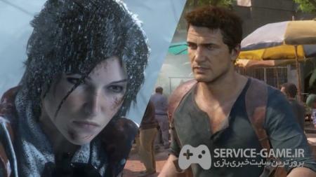 عناوین Uncharted و Tomb Raider جنگی با هم ندارند