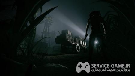 بازی Outlast 2 در زمان انتشارش از هدست Playstation VR پشتیبانی نمیکند