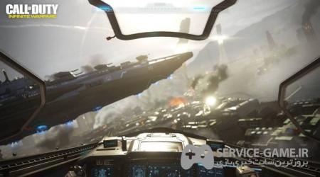 اطلاعاتی از بخش زامبی Call of Duty Infinite Warfare منتشر شد