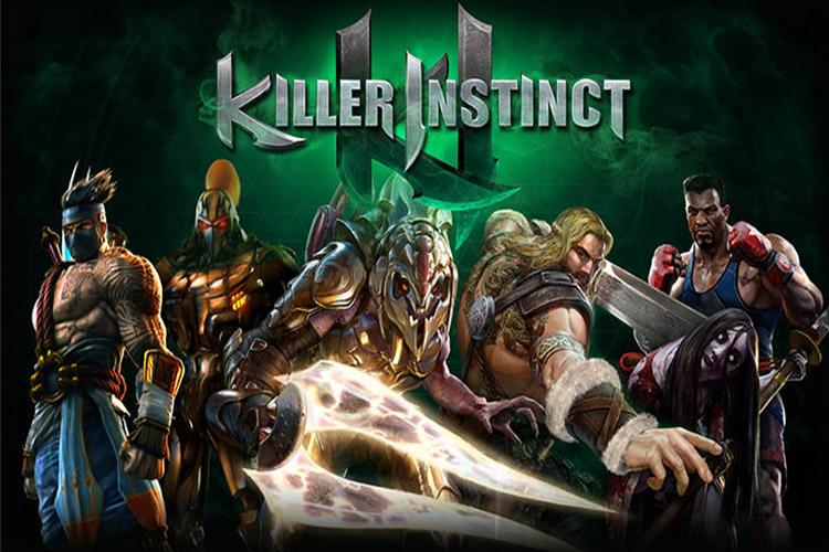بروزرسانی بعدی Killer Instinct شخصیت جدیدی را به بازی اضافه می کند