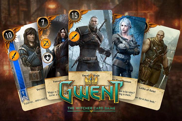 کاربران بتای Gwent بازی The Witcher Enhanced Edition را رایگان دریافت میکنند