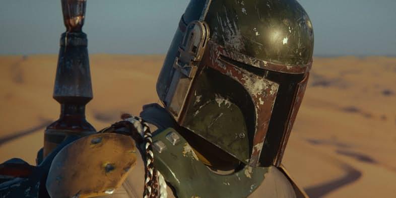 Boba Fett Solo Film Star Wars